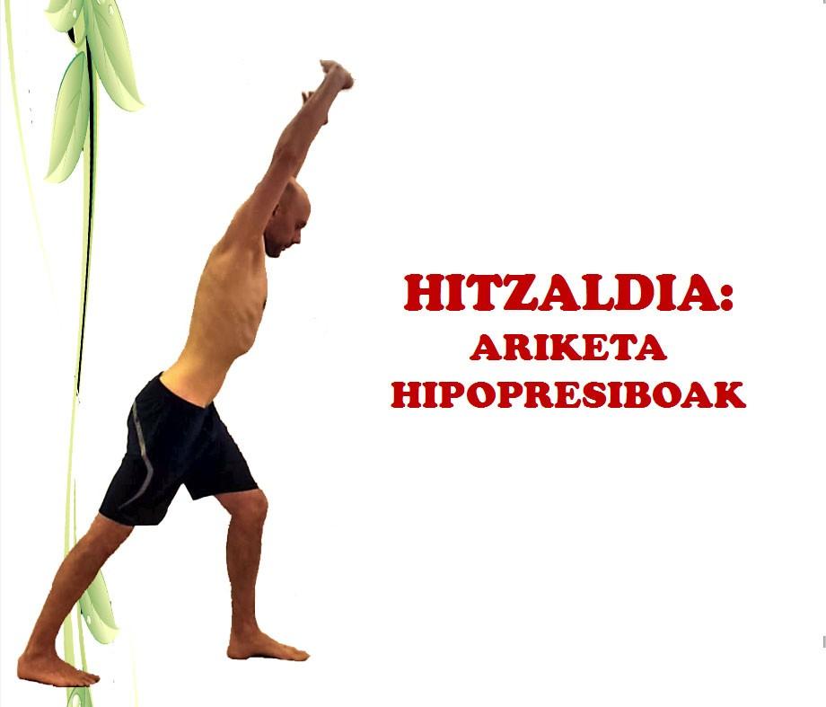 HITZALDIA: ariketa hipopresiboak