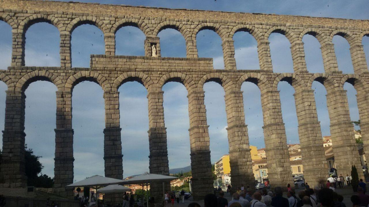 Segovian dira Aldaieta elkarteko jubilatuak