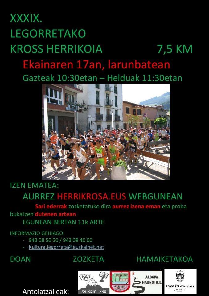 Eman izena Corpus eguneko kroserako, 'Herrikrosa.eus' webgunean