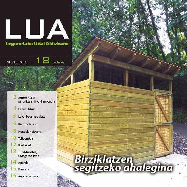 LUA18 aldizkaria