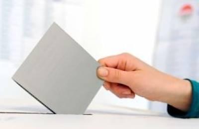 Exposición al público de listas electorales de las elecciones generales