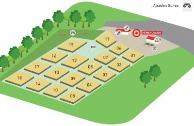 Convocatoria para adjudicar las parcelas vacantes de las huertas municipales