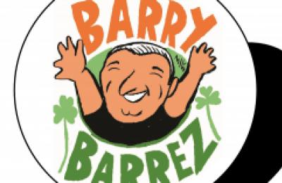 'Barry barrez' bakarrizketa igandean