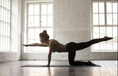 Pilates eta yoga ikastaroetako izen-ematea zabalik