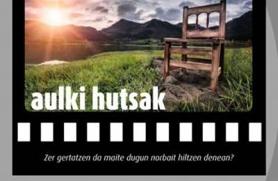 Emisión y coloquio sobre el documental 'Aulki hutsak', el martes