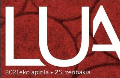 Número 25 de la revista LUA