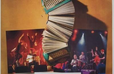 Actuación del grupo musical 'Korrontzi', el domingo