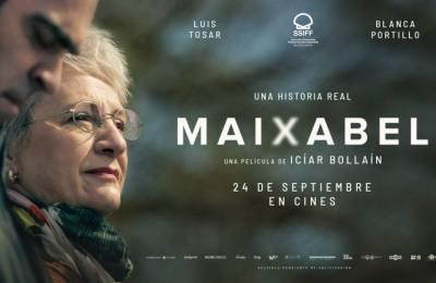 'Maixabel' filma ikusgai izango da Herri Antzokian