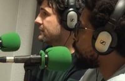 Markel Urretabizkaiak eta Dani Cardosok kooperante gisa egindako lana aurkeztuko dute