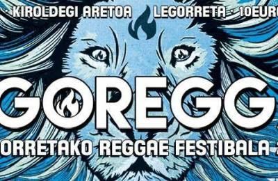 Reggae doinuek hartuko dute Legorreta bihar