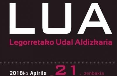 El número 21 de la revista LUA