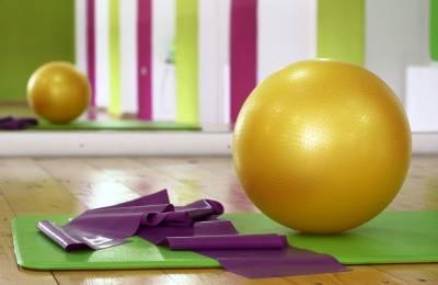 Inscripición en cursos de pilates, yoga y zumba